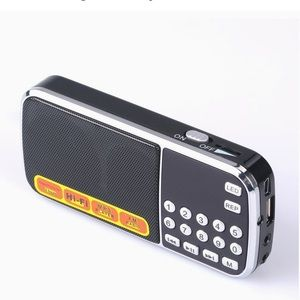 NIB radio and MP3 player